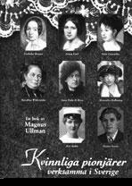 Kvinnliga pionjärer verksamma i Sverige