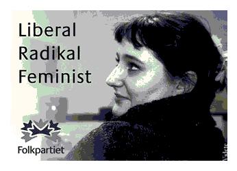 Liberal Radikal Feminist