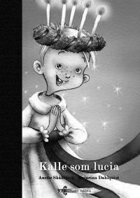 Kalle som Lucia