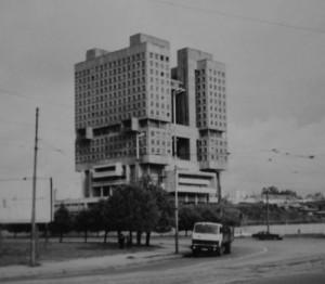Sovjeternas hus i Kaliningrad