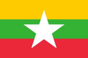 Burmas flagga