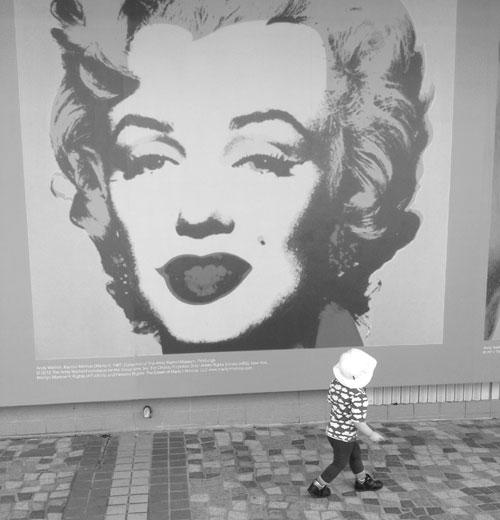 Andy Walhols Marilyn Monroe