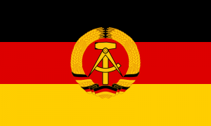 DDRs flagga