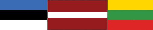 Flaggor-från-Baltikum