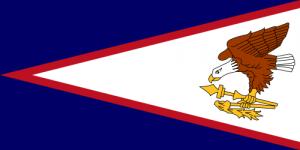 Amerikanska Samoas flagga
