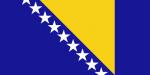 Bosnien och Hercegovinas flagga