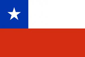 Chiles flagga