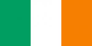 Irlands flagga