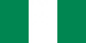 nigerias flagga