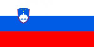 Sloveniens flagga