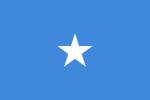somalias flagga
