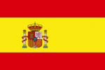spaniens flagga