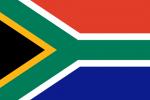 sydafrikas flagga