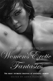 The mammoth book of womens erotic fantasies