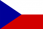 tjeckiens flagga