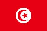 tunisiens flagga