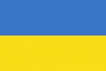 ukrainas flagga