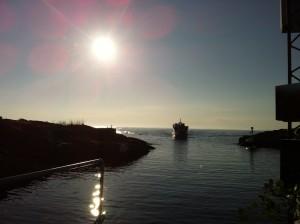Båten till Landsort