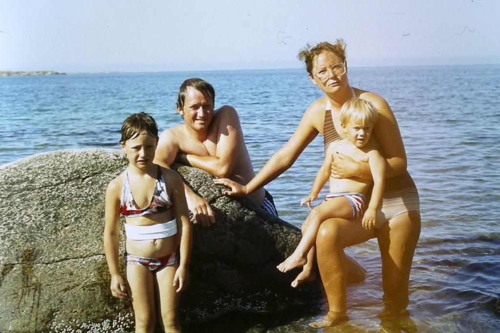 Familjen Lager 1982