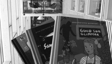 Böcker av Anna Charlotta Gunnarson