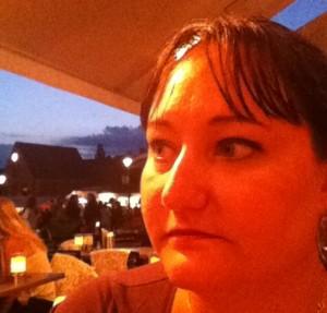 Jag var inte så partysugen i Visby