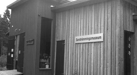 Surströmmingsmuseum