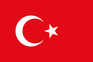 Turkiets flagga
