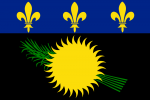 Guadeloupes flagga