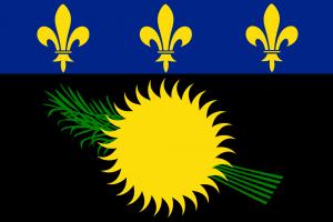 Guadeloupes flagga