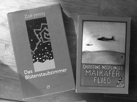 Böcker från Schweiz och Österrike