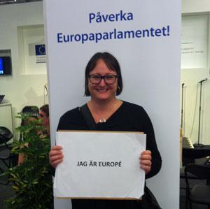 Jag är Europe