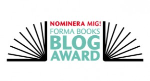 Blog award nominera mig