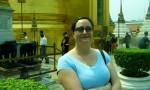 I Bangkok på Grand Palace