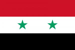 Syriens flagga