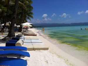 Boracay mars 2013