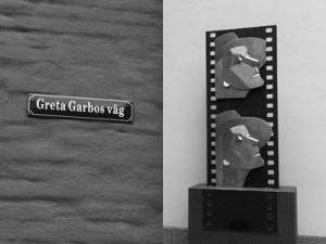 Greta Garbo i Filmstaden