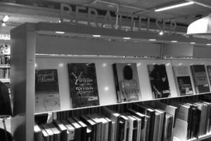 Berättelser på Kulturhusets bibliotek
