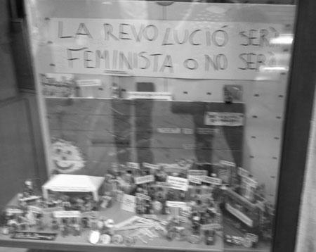 La revolució serà - feminista o no serà