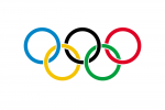 Olympiska flaggan