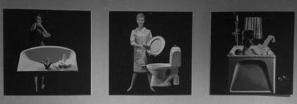Toalettreklam Gustavsberg
