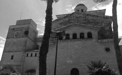 S:t Jaumekyrkan i Gamla Alcudia