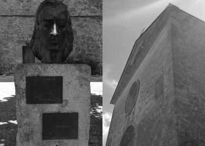 Chopin och Sands hem i Valldemossa