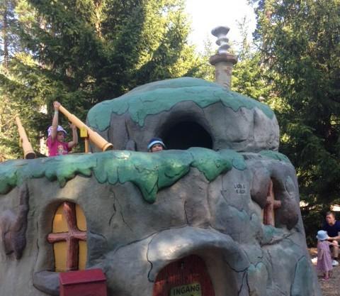 Bamses hus på Kolmården