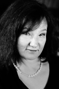 Monika Fagerholm, Foto: Ida Pimenoff