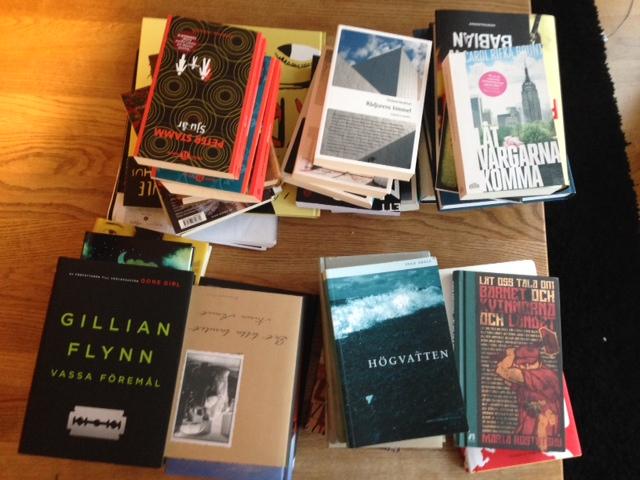 Bokmässeböcker 2014