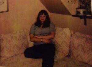 Hanna 17 år