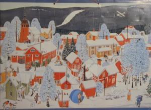 Julkalendern 1986