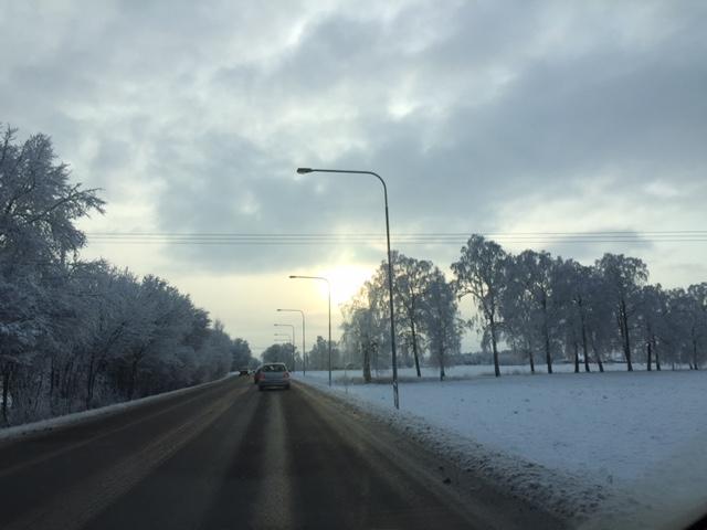 Mer vinterlandskap