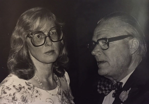 Farmor och farfar 1975