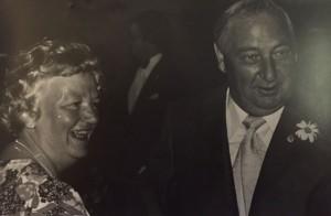 Mormor och morfar 1976